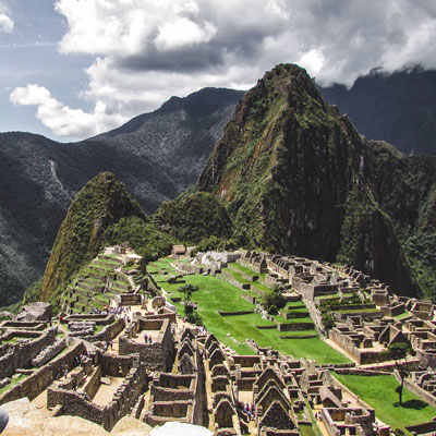 Zuid Amerika