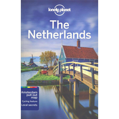 Kaft van lonely planet The Netherlands